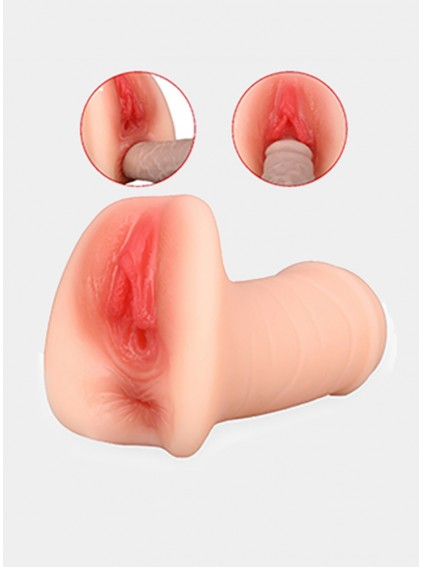 Male Masturbator Realistic Vagina Sex Toys For Men Silicone Pocket Pussy Real Sex Virgin Sucking Cup For Adults Toys