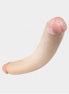 Double Ended Dildo 19""