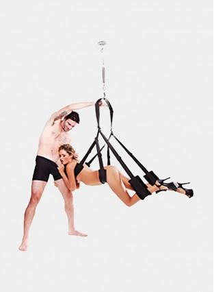 Bondage Swing For Couple BDSM Open Leg Sex Toys Bondage Game For Women