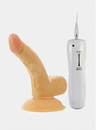 Mini Whopper Vibrating Dong Women Sex Toy Adult Toy G Spot Penis Realistic Dildo