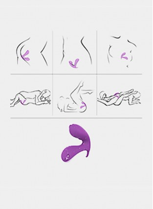 G-Spot Rabbit RemoteVibrator Adult Toys with 9 Vibration Modes - Adorime Waterproof Rechargeable Silicone Clitoris Vagina Stimulator Massager Sex Things for Couples, Men, Women