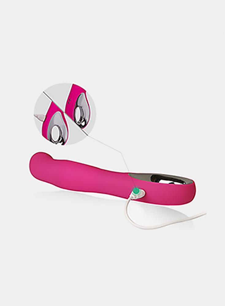G Spot Vibrator,Female VibratorsVagina Clitoris Stimulator Upgraded Powerful Motor Waterproof with 10 Vibration Patterns-Adult Sex Toys for Women Couple