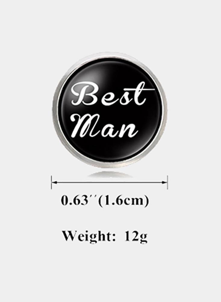 Men Cufflinks High Quality Personalized Wedding Cufflinks